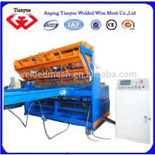 Máquina de malla de alambre soldada semi automática