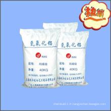 Hydrate d'aluminium à teneur en agate (Al (OH) 3)