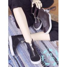 Male Brown/Black Leisure Shoes for SD/MSD/70cm Jointed Doll