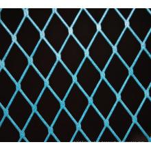 la fenêtre bleue décorative de peinture a augmenté les panneaux d'écran de revêtement de maille en métal en métal