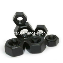 Carbon Steel Black Hex Nut