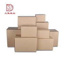 Oem personalizado impreso precio barato tamaño personalizado caja corrugada más grande