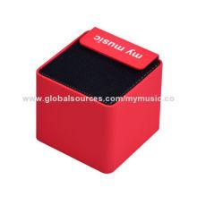 Colorful Unique Square Bluetooth Mini Speaker with 2W OutputNew