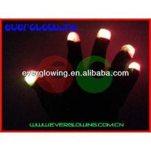 increíbles guantes para iluminar