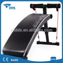 Equipo de bancos de sentarse entrenamiento Inicio equipos de ejercicio de cintura
