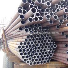 Tuyau en acier à spirale soudé à faible teneur en carbone à paroi mince / tuyau en acier spiralé de grand diamètre en vente
