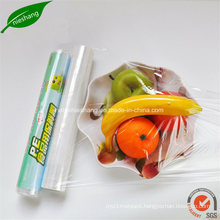 PE Stretch Film for Food Packing Film