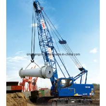 55ton Crawler Crane, Caterpillar Crane Manufacture XCMG Quy55