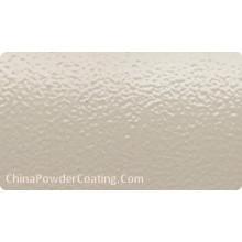 Revestimiento en polvo con brillo de arrugas para perfiles metálicos