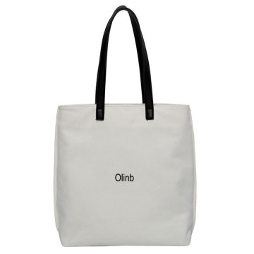 Opvouwbare Eco Canvas Hand Grocery Shipping Bag