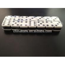 Bloques Dominoe de dos tonos Modelo 5010