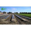 Fabrik direkt benutzerdefinierte High-End-Qualität Landwirtschaftlichen weißen Kunststoff-Folie Bioabbau