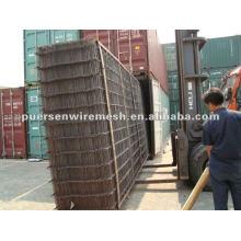 Malla de refuerzo de alta calidad / panel de malla de hormigón