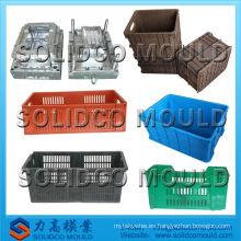 Proveedor de China taizhou huangyan moldes de molde de inyección de verduras fabricante de moldes