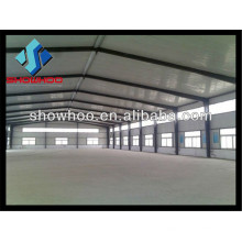 Steel prefabricated mobile galvanized steel house