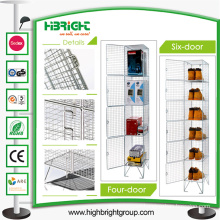 Wire Mesh Storage Cube Locker Furniture