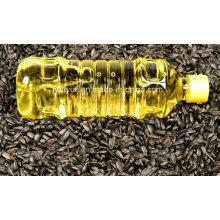 Aceite de girasol sin refinar con alta calidad