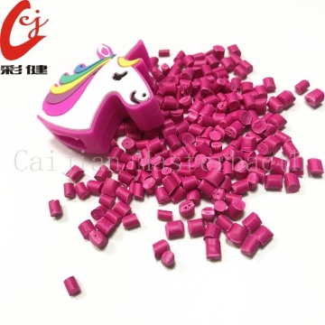 Rose Red Colour Masterbatch Granules