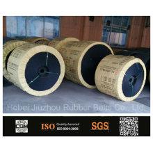 Correia transportadora de PVC resistente à chama de mineração de carvão subterrânea