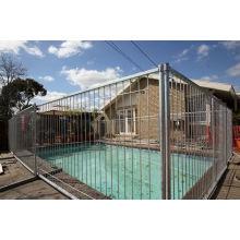 Clôture de piscine en métal galvanisé creux chaud Xm-07
