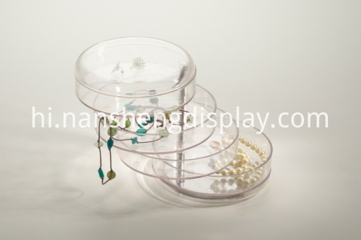 Jewelry Organizer with Trays