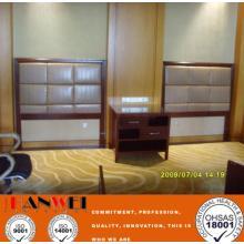 Muebles de madera de hotel MDF