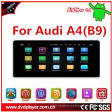 Android 4.4 10.25inch coche GPS para A4 (B9) Navegación GPS Hla 8861