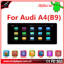 Android 4.4 10.25inch voiture GPS pour A4 (B9) Navigation GPS Hla 8861