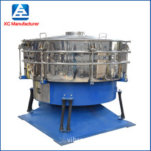 Flour Tumbler Sieve Salt Vibro Screen Machine