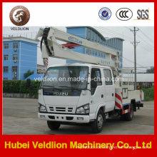4X2 120HP LKW mit großer Höhe