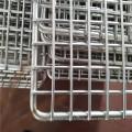 Plateau de cuisson durable en treillis métallique en acier inoxydable