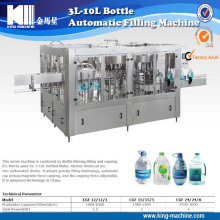 Complete Water Bottling Line.