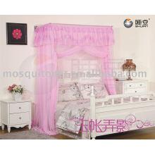 Сложенная детская кровать