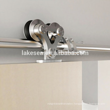 China Wholesale Sliding Door Hardware With Soft Close Damper For barn Door Fittings
