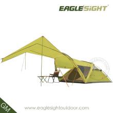 Tente de bâche de voiture pour la tente extérieure de voiture de camping de famille