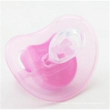 Sucette de silicone de qualité médicale BPA haute qualité