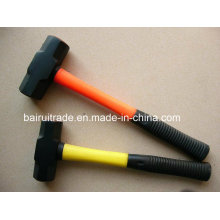 800g German Type Sledge Hammer with Fibre Handle