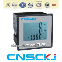 multifunctional meter lcd 96*96 with alarm