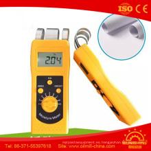 Medidor de humedad de inducción de frecuencia profesional de buena calidad Dm200p de calidad superior