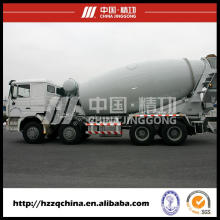 Tout nouveau véhicule de mélange concret (HZZ5310GJBSD) avec le meilleur service pour la vente dans le monde entier