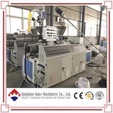 Línea de máquina de extrusión de producción de perfil plástico de PVC