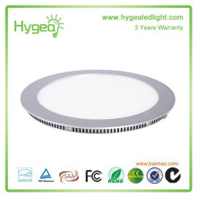 COB energy 9w led panel ceiling light ultra thin led panel light