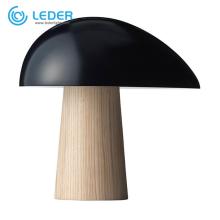 Lámpara de mesa de escritorio pequeña LEDER
