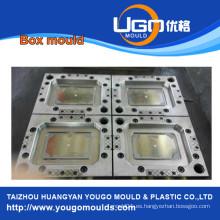 Cerraduras de despliegue PL de alta precisión para moldes de plástico