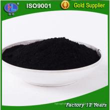 Eliminar el polvo de color activado de carbón de extractos de plantas en disolventes