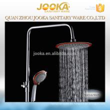 conjunto de ducha de baño con estilo profesional ahorro de agua