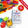 Low Heavy-Metal Titanium Dioxide E171 for Paints (A100)