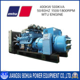 500kVA Open Mtu Engine Diesel Generator Set