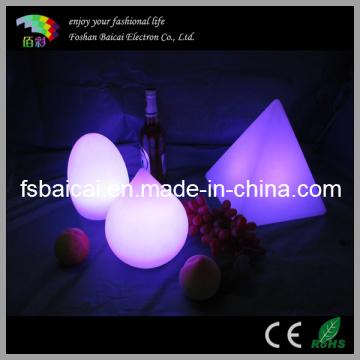 Lumière colorée décorative à LED de haute qualité LED