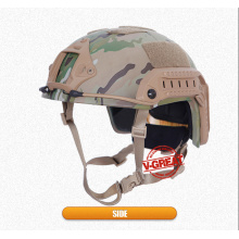 Nij Certified Fast Helmet Multicam Color